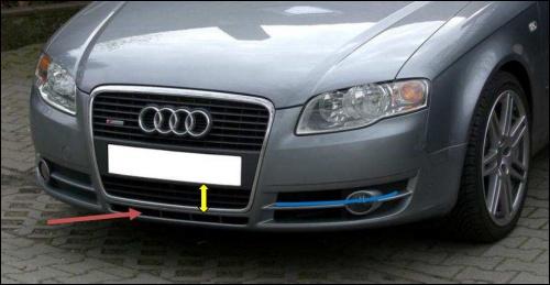 A4 B7 Rodzaje Grillów Audi A4 B7 Audi A4s4rs4 Auditeampl